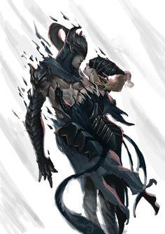 Personaje del juego Dark Souls. ----- Character of Dark Souls's game.