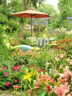 23 Amazing Flower Garden Ideas