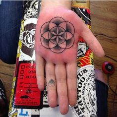 seed of life tattoo - Google Search