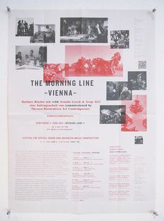 Aranda\Lasch - The Morning Line - Vienna