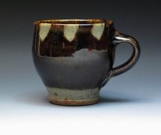 Jeff Oestreich Transitional Stoneware Mug Student of by MugsMostly