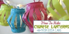 Painting or tinting jars can be pretty sloppy work. With our great tips you will learn not only how to paint mason jars easily but with very little mess! Soda Bottle Crafts, Plastic Bottle Crafts, Soda Bottles, Plastic Recycling, Natural Bug Spray, Cinnamon Oil, Chinese Lanterns, Painted Mason Jars, Mason Jar Crafts