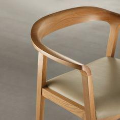 Willow by Sean Yoo Chair in Oak