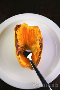 EASY How-To for Spaghetti Squash