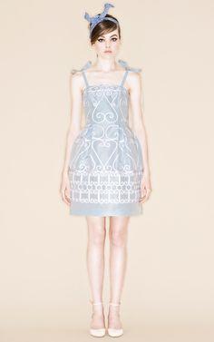 Shop Jasmina Dress by Vivetta for Preorder on Moda Operandi