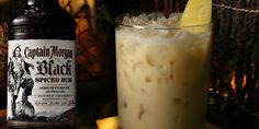 The Painkiller - Captain Morgan Black Spiced Rum