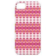 Nice heart pattern case for iPhone 5/5S