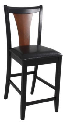 Homemakers Furniture: Two Tone Counter Stool: Coaster: Dining: Barstools