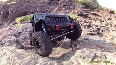 Jeep Mst-Cfx Scale Crawler
