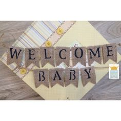 Baby Shower banner Baby Shower Decorations Baby by QueensBanners