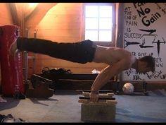 ▶ Dominik Sky - Calisthenics Beginner to Advanced Part 1: Upper Body PRESSING (HD) - YouTube