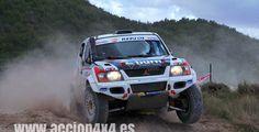Rubén Gracia nuevo líder del Nacional de Rallyes TT tras la Baja Aragón