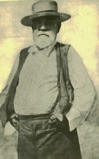 Judge Roy Bean...Law West of the Pecos, San Antonio and Langtry, Texas. Then went further west to set things straight. Very interesting man!