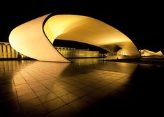 Niemeyer's Brasilia photographed by Andrew Prokos