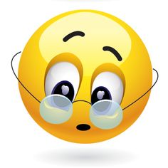 If you want to show your friends that you are studying for the exams then this emoticon is perfect for you Smiley Emoticon, Emoticon Faces, Funny Emoji Faces, Cartoon Faces, Symbols Emoticons, Emoji Symbols, Images Emoji, Emoji Pictures, Animated Emoticons