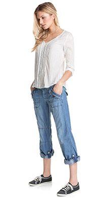 Muunneltavat Play-farkut jeans Esprit