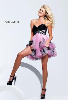 Sherri Hill 3401 Prom Dress guaranteed in stock
