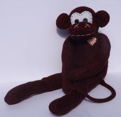 A personal favorite from my Etsy shop https://www.etsy.com/listing/266983995/handmade-sock-monkey-joe-the-original