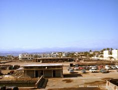 Seen from TTU the newly constructed Red Sea Hotel, Massawa. (1970)