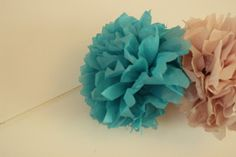 Home made paper flowers - so pretty, they make me smile! How To Make Paper, Make Me Smile, Paper Flowers, Organization, Homemade, Organising, Pretty, Decorating, Home Decor