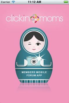 The Clickin Moms app is here!!!