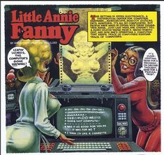 Image result for little fanny annie