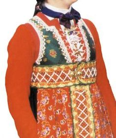 The Fusa Bunad – A Unique Beaded Folk Costume Folk Costume, Costumes, Beading Patterns, Norway, Scandinavian, Christmas Sweaters, Female, Unique, Lace