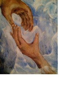Prophetic Paintings by Erica Teel, via Behancehttp://www.behance.net/gallery/Prophetic-Paintings/3566901