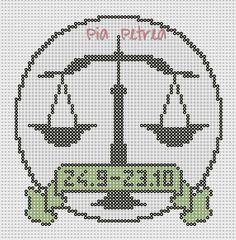 Billedresultat for stjernetegn i perler Hama Beads Design, Hama Beads Patterns, Beading Patterns, Cross Stitch Charts, Cross Stitch Patterns, Signes Zodiac, Crochet Cross, Perler Beads, Hama Perler