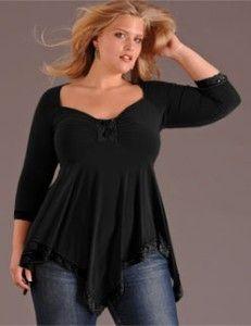 plus size styles, full figure clothing, women's clothing,generous