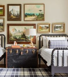 Emily A. Clark - Page 6 of 419 - design. simplified. (I love this room but a little too sophisticated for my boys)
