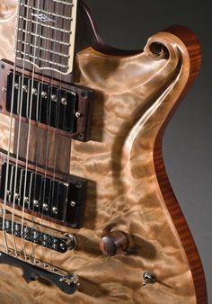 Scott Walker Guitars