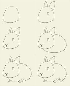 T. Matthews Fine Art: First Friday Art Class for March 2013 - Bunnies, Bunnies and More Bunnies