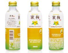 Natural plum soda, Mitsu-Ume