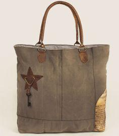Mona - B Totes and Handbags - Primitive Home Decor and More.....