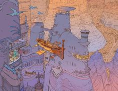 Artist of the Week: Moebius | creatabu