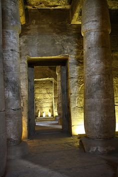 Abydos - Temple of Seti I Egypt