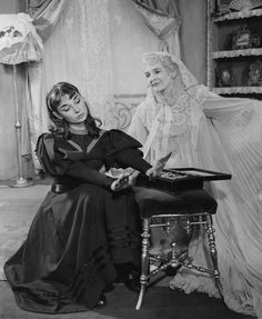 Audrey Hepburn as Gigj