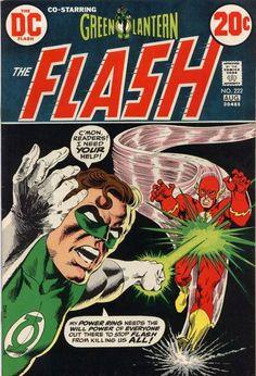 The Flash #222 - Nick Cardy