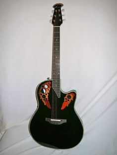 Ovation C2078ax Custom Elite Acoustic Electric Guitar with Hard Shell Case - Indian Creek Guitars