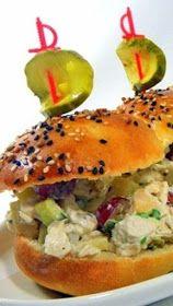 Inspired By eRecipeCards: Farmers Market Chicken Salad