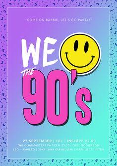 We like the 90's on Behance