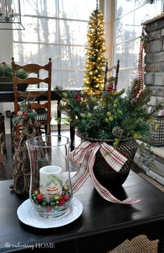 Holiday Home Tour 2015 – The Back Porch
