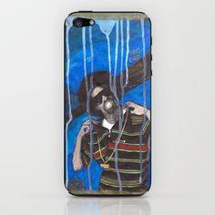 DEAD RAPPERS SERIES - Mac Dre iPhone & iPod Skin by Ibbanez - #ibbanez #diy #iphonecase #iphone #iphonecover #macdre