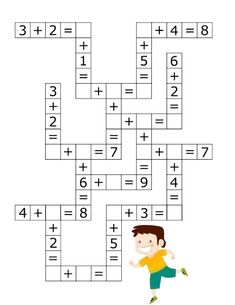 Math crossword – Dur Be Informations About Colorfunlearn: Simple addition. Math crossword Pin You can 1st Grade Math Worksheets, First Grade Math, Multiplication Worksheets, Addition Simple, Math Addition, Gym Nutrition, Crossword Puzzles, Math Stations, Math For Kids