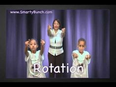 Geometry Translation, Rotation, Reflection- Rap and Dance that really helps the kid. Fourth Grade Math, 8th Grade Math, Grade 3, Math Resources, Math Activities, Transformation Geometry, Math School, Primary Maths, Math Concepts