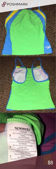 Little girls sports top Barely worn in great condition Speedo Other