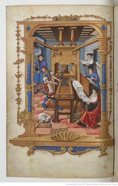 Hot off the presses: Chants royaux sur la Conception, couronnés au puy de Rouen de 1519 à 1528.