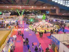 13ª edición de la Muestra Infantil de Málaga MIMA   En el Palacio de Ferias y Congresos de Málaga (Fycma)   Del 26 de diciembre de 2016 al 4 de enero de 2017   #MIMA #Familia #Actividades #Navidad #Malaga #Talleres #Atracciones #Famila #Niños   www.mimamalaga.com