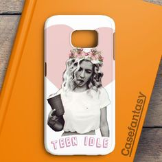Marina And The Diamonds Collage Samsung Galaxy S6 Edge Case | casefantasy